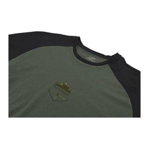 T-Shirt HANNAH Nebu poseidon mel / magnet