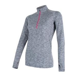 Damen T-Shirt Sensor MOTION grey 17200070, Sensor