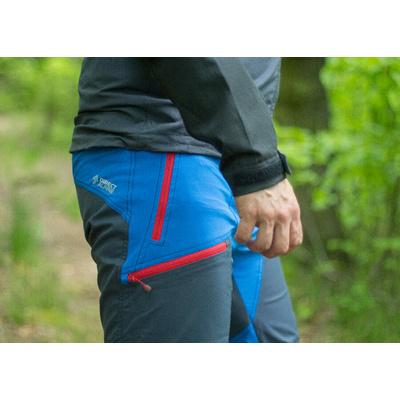 Hosen Direct Alpine Bergsteiger-Technik graublau/blau, Direct Alpine