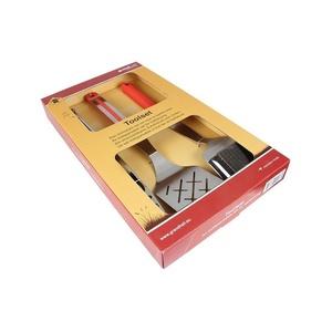 Set Grill- Werkzeug GRANDHALL (3-dílná), Grandhall