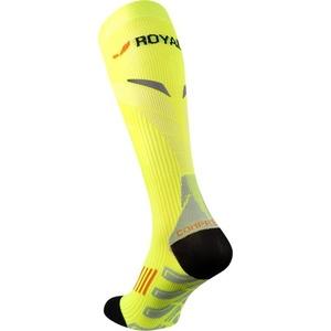 Kompression Kniestrümpfe ROYAL BAY® Neon 2.0 Yellow 1099, ROYAL BAY®