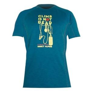 T-Shirt Direct Alpine Orco Petrol (aufstieg), Direct Alpine