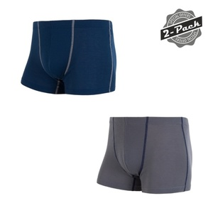 Set boxer Sensor ORIGINAL ACTIVE 2-PACK grau/blau 17200052, Sensor