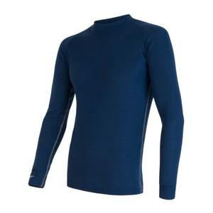 Herren Set Sensor ORIGINAL ACTIVE SET shirt + unterhosen dark  blau 17200051, Sensor