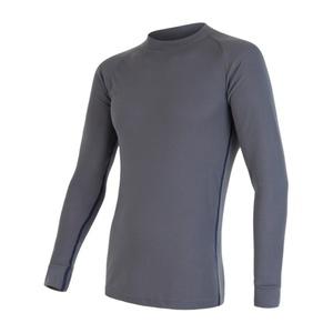 Herren Set Sensor ORIGINAL ACTIVE SET shirt + unterhosen grau 17200050, Sensor