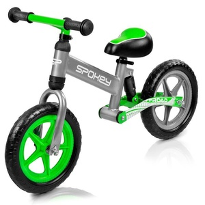 Kinder hüpfen Spokey OFF-ROAD grau-grün, Spokey