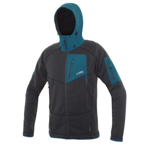 Jacke Direct Alpine Jasper schwarz / petrol, Direct Alpine