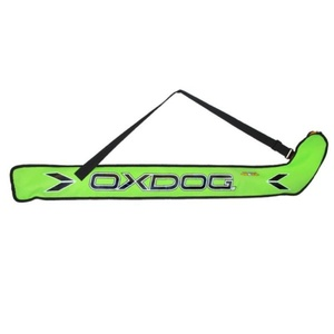 Floorball Tasche OXDOG 2C STICKBAG Junior orange / grün, Oxdog
