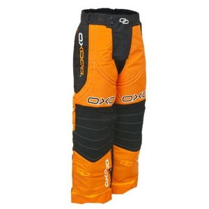 Torwart Hose OXDOG TOUR GOALIE PANTS ORANGE, Oxdog