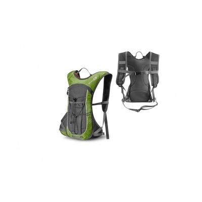 Rucksack Trimm Biker grün/dunkel grau, Trimm