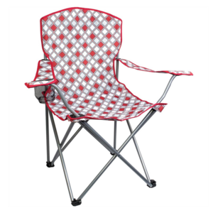 Faltbarer Sessel HIGHLANDER MOON CHAIR rot, Highlander