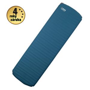 Selbstaufblasbare Isomatte YATE TREKKER SHORT blue /grey, Yate