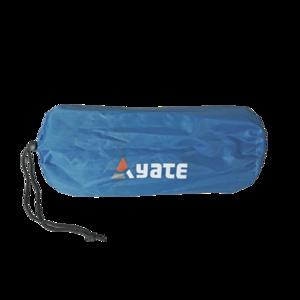 Selbstaufblasbare Kissen YATE blau 43x26x9 cm, Yate