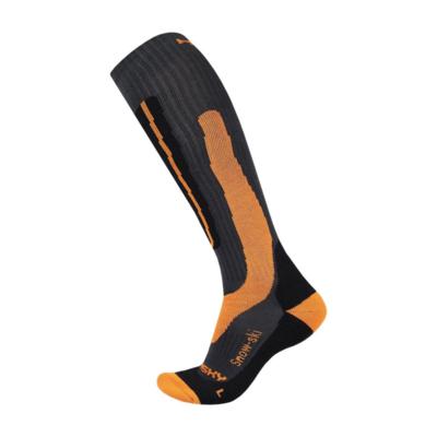 Socken Husky Skifahren orange, Husky