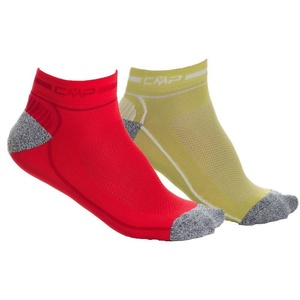 Socken CMP Campagnolo Trail Duo Pack 3I95667/433Q, Campagnolo