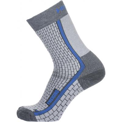 Socken Husky Trekking-Neuheiten grau / blau, Husky