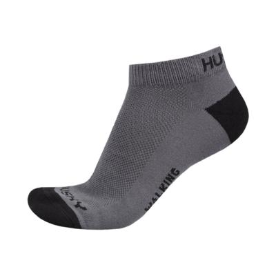 Socken Husky Wandern-Neu grau, Husky