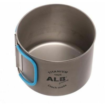 Becher Alb Titan Basic 0,5L 0666, ALB