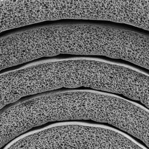 Unterlage  Training Spokey SOFTMAT grey 1,5 cm, Spokey