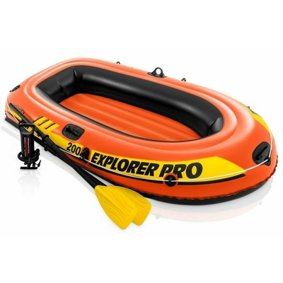 Aufblasbares Boot Intex EXPLORER PRO 200 SETZEN, Intex