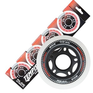 Set Wheels Tempish RADICAL 70x24 mm 85A (4 St.), Tempish