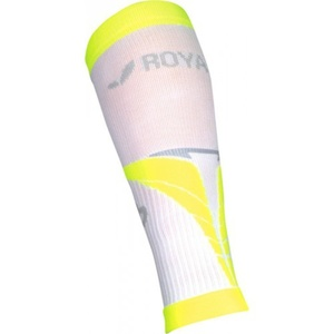 Kompression kalb Arm-/Beinlinge ROYAL BAY® Air White/Yellow 0188, ROYAL BAY®