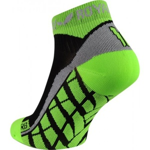 Socken ROYAL BAY® Air Low-Cut black/green 9688, ROYAL BAY®