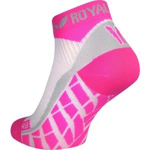 Socken ROYAL BAY® Air Low-Cut weiß/rosa 0388, ROYAL BAY®