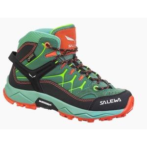 Schuhe Salewa JR ALP TRAINER MID GTX 64006- 5960, Salewa