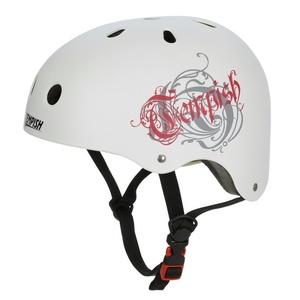 Helm Tempish Skillet White - Ausverkauf