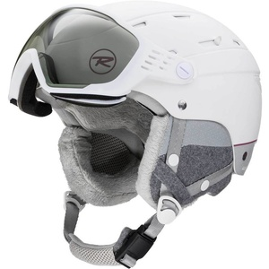 Ski Helm Rossignol Allspeed Vis.Impacts W Photo W RKIH402, Rossignol