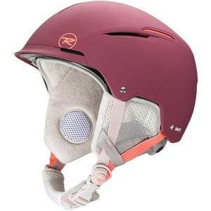 Ski Helm Rossignol Templar Auswirkungen W purple RKIH403, Rossignol