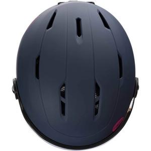 Ski Helm Rossignol Whoopee Visor Auswirkungen bl / pk RKIH500, Rossignol