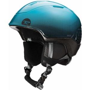 Ski Helm Rossignol Whoopee Auswirkungen blue RKIH506