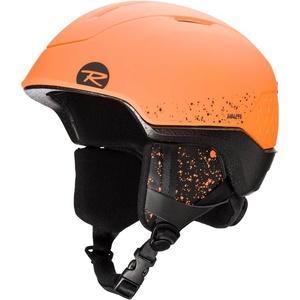 Ski Helm Rossignol Whoopee Auswirkungen Eisbehälter orange RKIH508