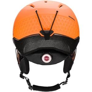 Ski Helm Rossignol Whoopee Auswirkungen Eisbehälter orange RKIH508, Rossignol