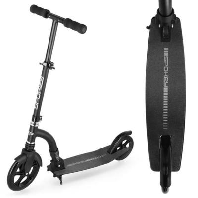 Scooter Spokey AGENT schwarz, Spokey
