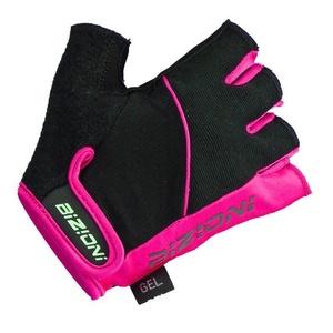Radsport Handschuhe Lasting mit gel palme GS33 904, Lasting