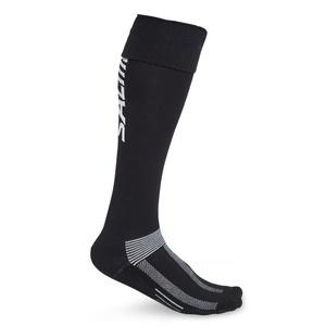 Socken SALMING Coolfeel Teamsock Long Black, Salming