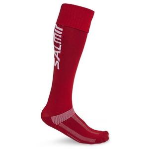 Socken SALMING Coolfeel Teamsock Long Red, Salming