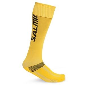 Socken SALMING Coolfeel Teamsock Long Yellow, Salming