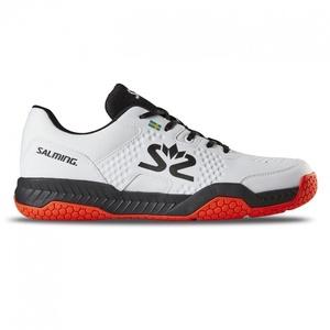 Schuhe Salming Hawk Court Shoe Men White/Black, Salming