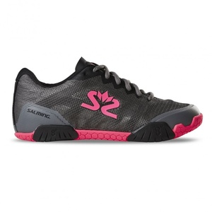 Schuhe Salming Hawk Shoe Women Rotguss / Pink, Salming