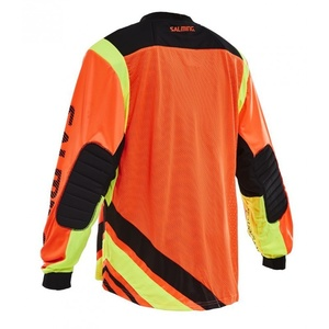Torwart Dress Salming Phoenix Goalie Jsy SR Orange, Salming