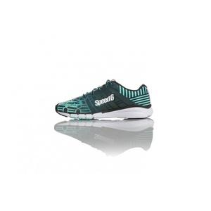 Schuhe Salming Speed 6 Women Green, Salming
