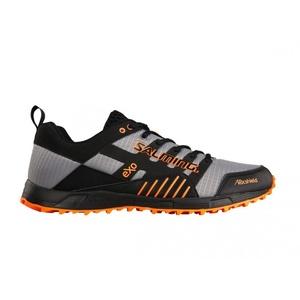 Schuhe Salming Trail T4 Men Schwarz / Dunkelgrau, Salming