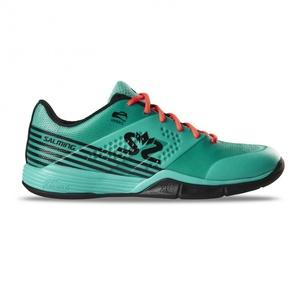 Schuhe Salming Viper 5 Shoe Men Turquoise / Schwarz, Salming