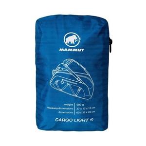 Reisen Tasche MAMMUT CARGO LIGHT 40 Dark cyan, Mammut