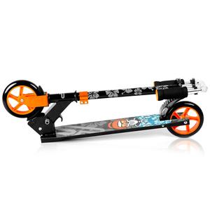 Scooter Spokey VACAY Wheels 145 mm, black, Spokey