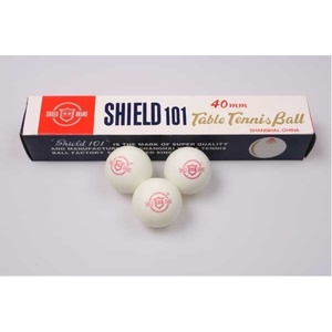 Bälle  Tisch- Tennis SHIELD 6ks, Shield